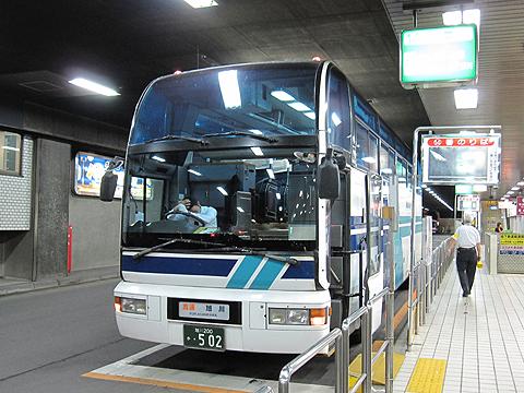 道北バス「高速あさひかわ号」・502