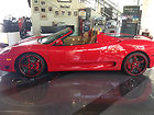 2001 Ferrari 360 Spider Red/Tan, LOW MILES, Custom Wheels (Original avail) 6 spd