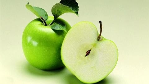 gambar olahan buah apel malang