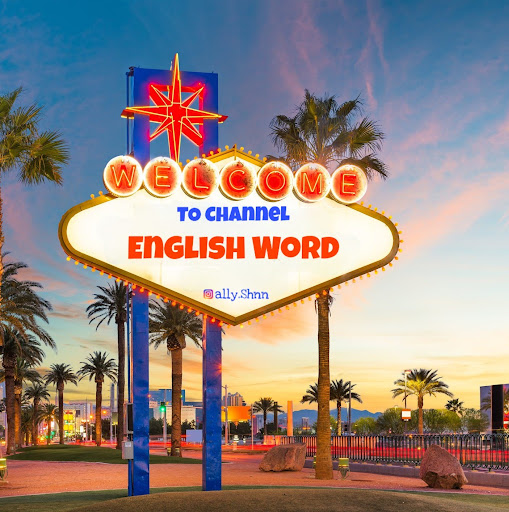 English word picture