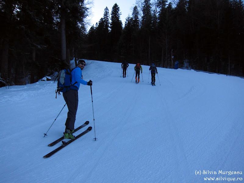 2015.01.17 - Schi de tura in Leaota