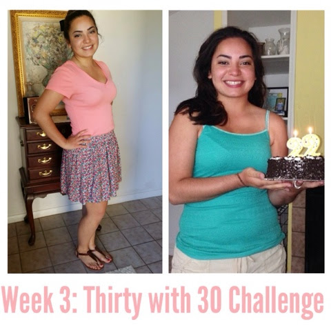 30x30 Week 3