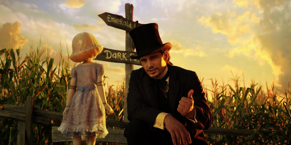 Disney's Oz the Great and Powerful Movie - Opens March 8th, 2013
