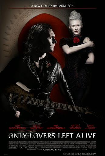 Μόνο Οι Εραστές Μένουν Ζωντανοί Only Lovers Left Alive Wallpaper Poster