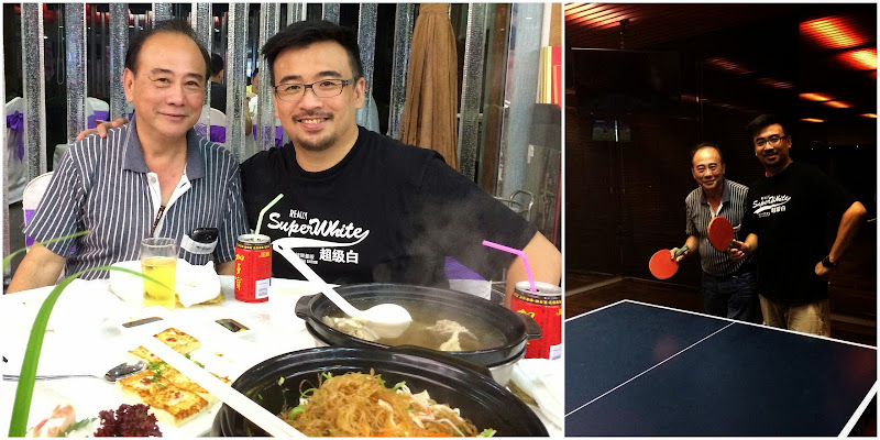 30 years later – now it is my turn to bring my dad to the ...