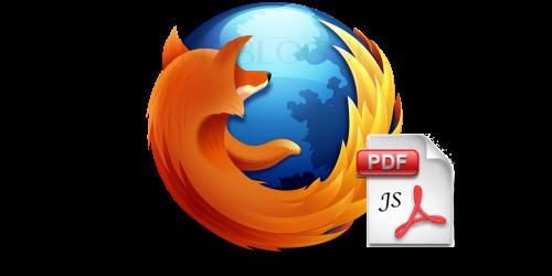 Firefox PDF четец