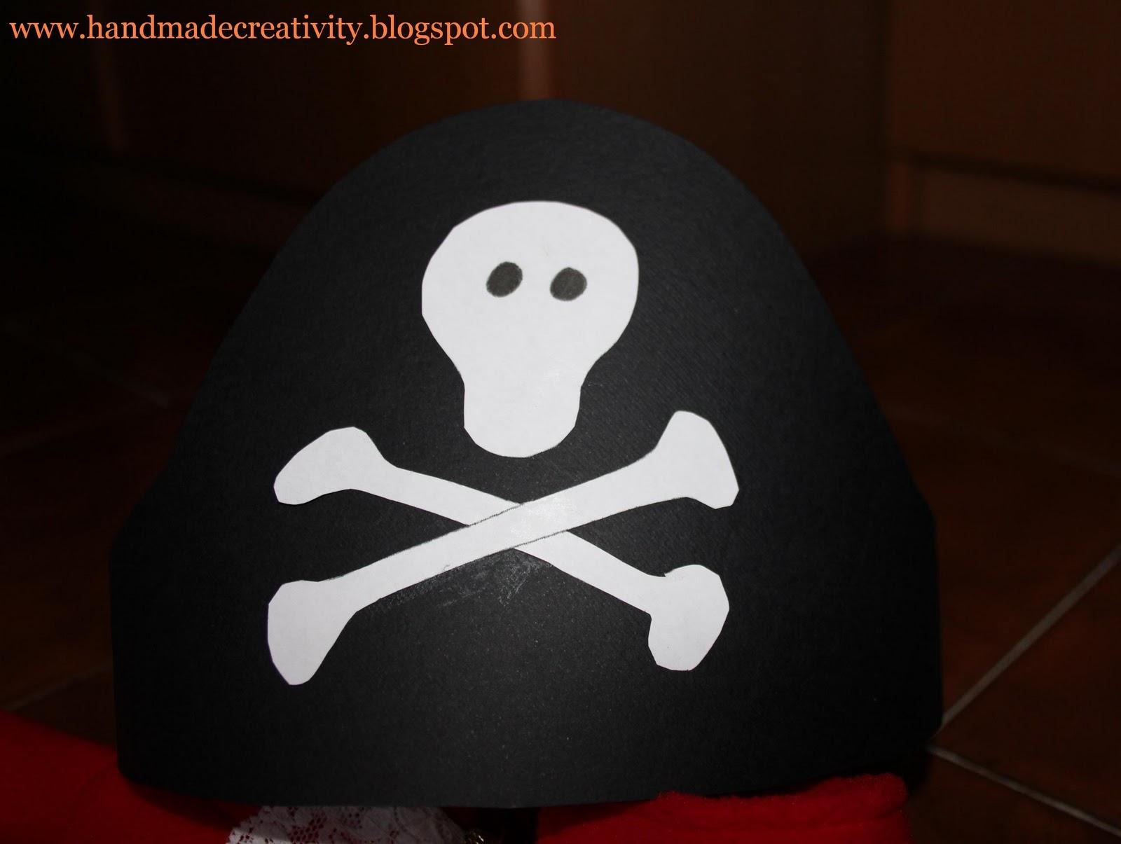 Handmade creativity ricette cucito riciclo creativo - Pirata colorazione pirata stampabili ...