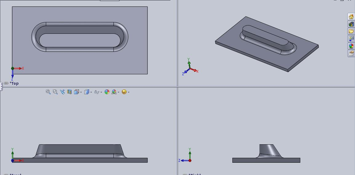 st_technica: solidworks - creating a forming tool