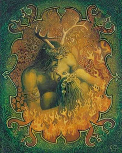 Beltane The Great Marriage