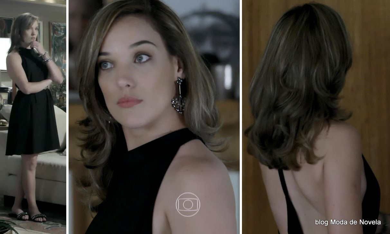 moda da novela Império, look da Amanda dia 24 de outubro