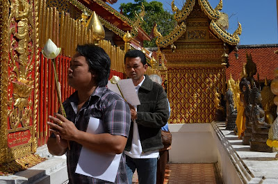 Wat Doi Suthep Patrons