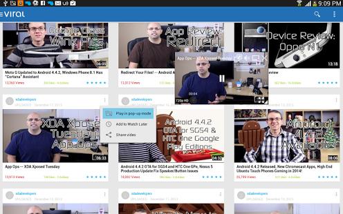 Viral Pro (YouTube Pop-up HD) v2.3.7