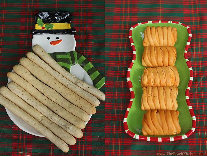 Snowman-Themed Noche Buena | www.thepeachkitchen.com