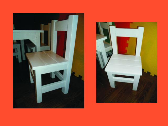 Plaza chiquis mesas y sillas infantiles for Mesa y silla infantil