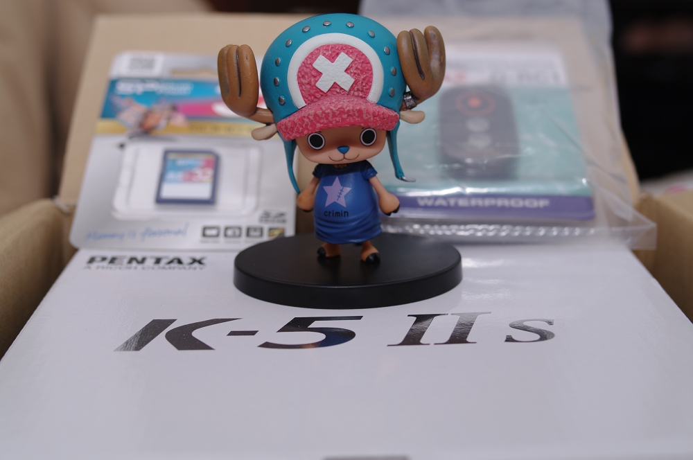 我終於等到你了!!  K5 IIS