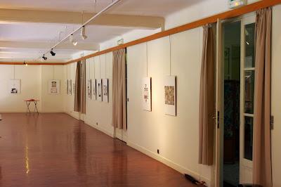 """Exposition visuelle """"I know that I shall meet my fate de Jennifer MAY-REILAND"""" à la Fondation des Etats-Unis"""