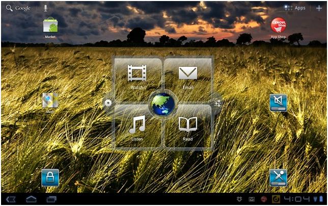 Lenovo IdeaPad K1 desktop