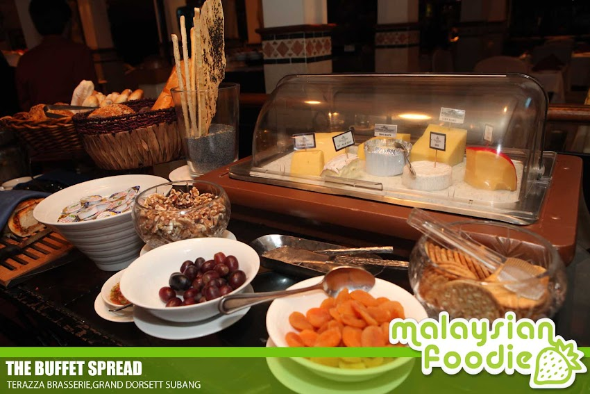 RAMADAN BUFFET AT TERAZZA BRASSERIE, THE GRAND DORSETT SUBANG