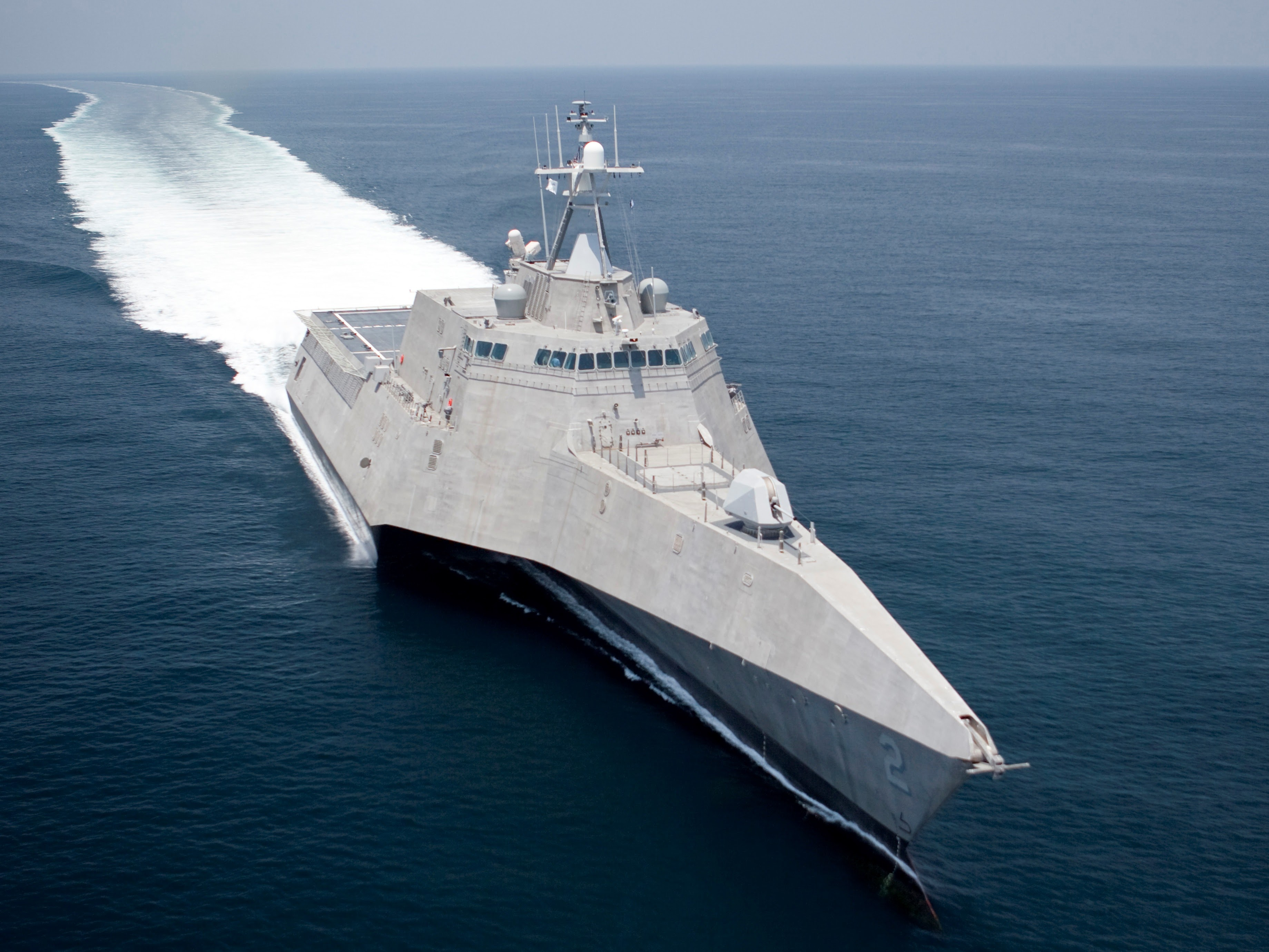 Naval Open Source INTelligence GE to Supply Austal USA with