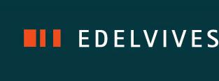 logotipo editorial edelvives azul naranja