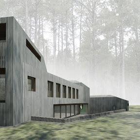 incorporated architecture design benroth rolston stuart Hemlock House