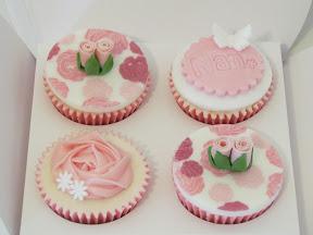 Cupcake for Nan