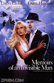 Hồi Ức Của Người Vô Hình - Memoirs of an Invisible Man (1992) Poster