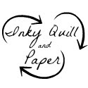 Inky Quill and Paper
