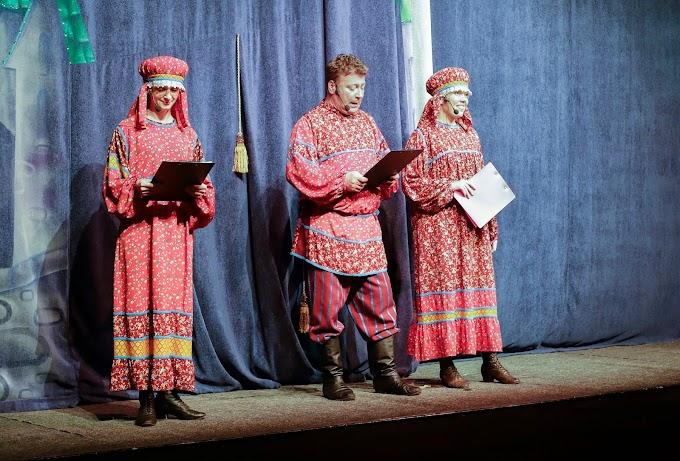 Жители Югры участвуют в Экологической театральной неделе