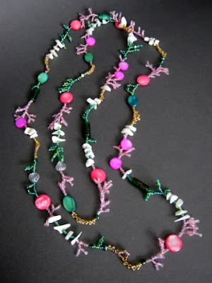 Rose Reef Necklace