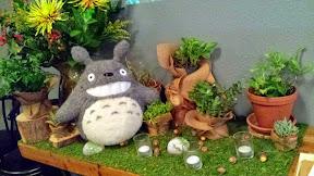 Nodoguro PDX September 2014, theme dinner Totoro