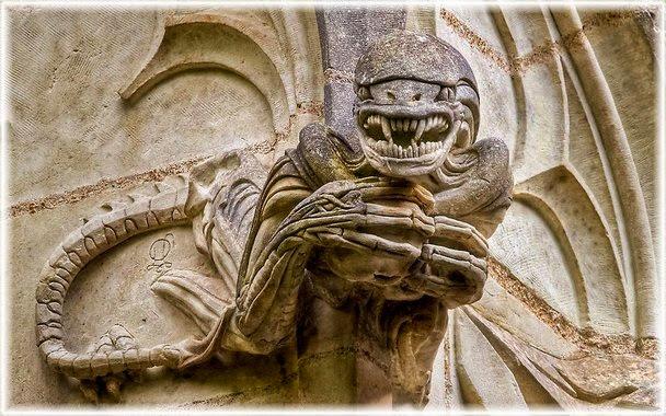 capilla siglo XV viaje a Francia