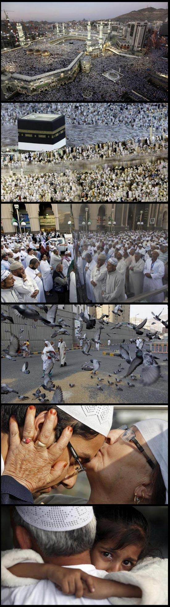 Serius Cool - Makkah Ketika Musim Haji (12 Gambar)