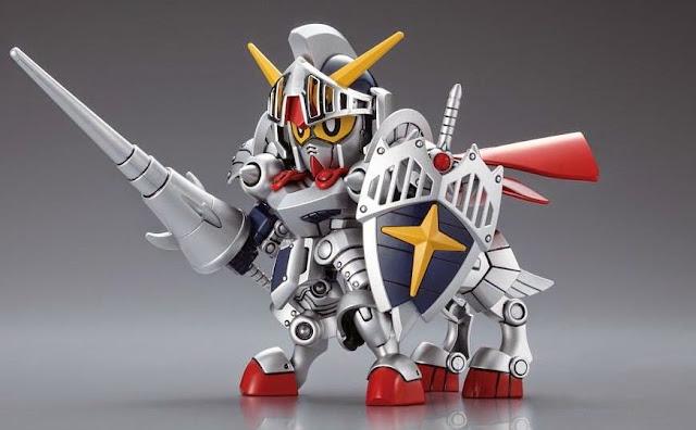 Knight Gundam Gaiden Legend BB-370 SD dành riêng cho những ai yêu mến nó