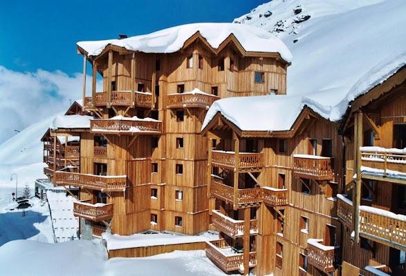 Val Thorens Chalet Altitude