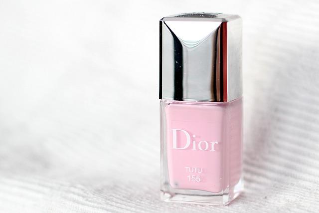 Spring 2013: Dior Vernis 155 Tutu 02