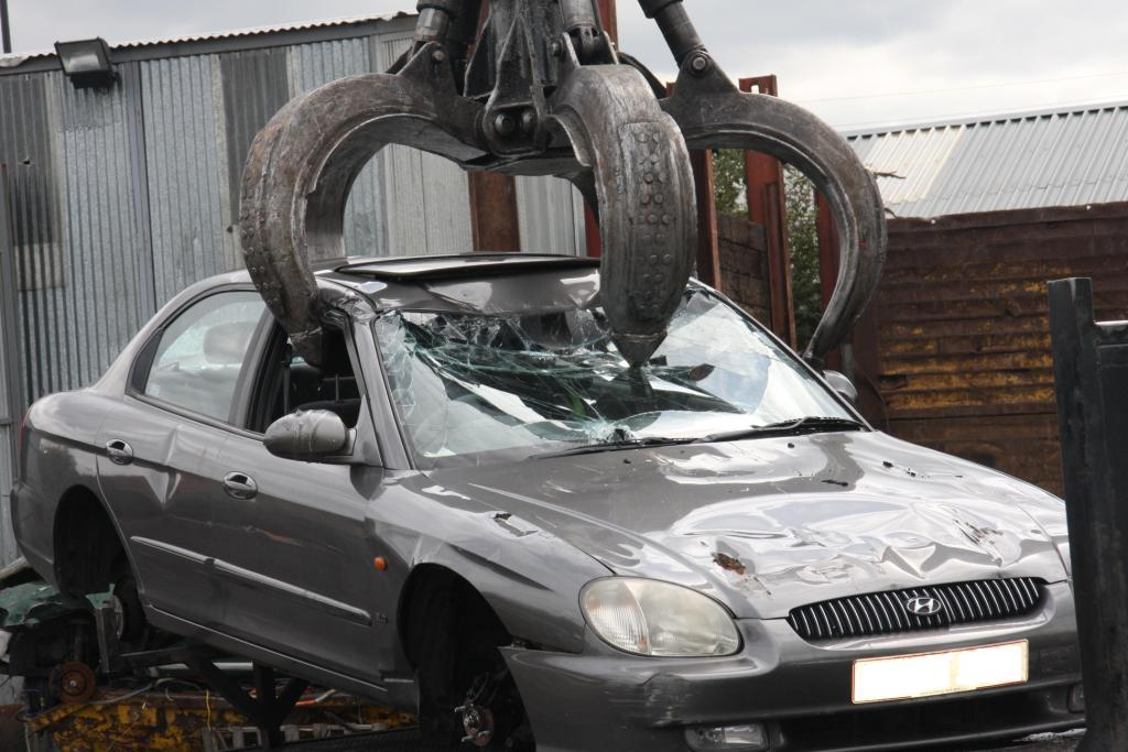 Everything you Need to Know to Sell Vehicle to Scrap Yard