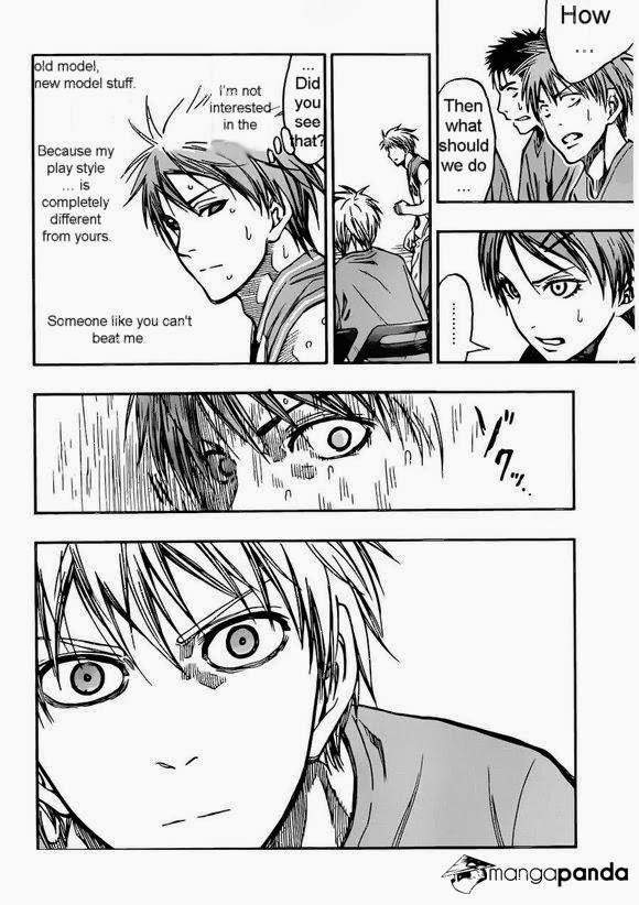 Kuroko no Basket Manga Chapter 239 - Image 16
