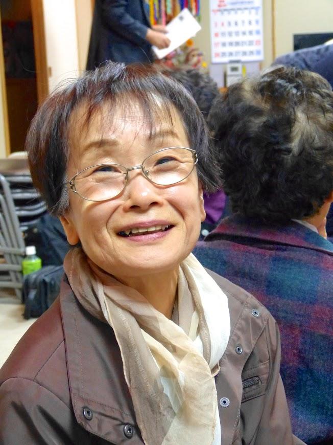 高島久子さん