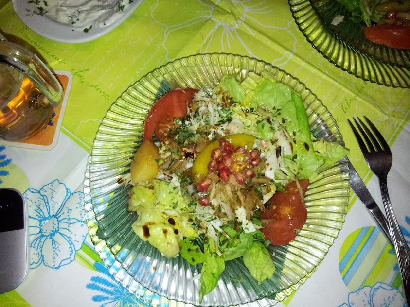 Bild vom Salat