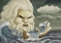 Ο Αίολος, στην ελληνική μυθολογία, ήταν ο διορισμένος από τον Δία θεός των ανέμων.