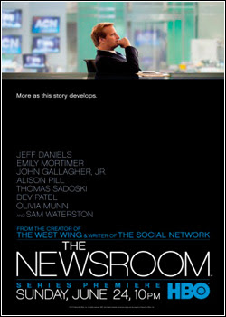 KOASKOAOKSOK The Newsroom Episódio 10 Legendado RMVB + AVI
