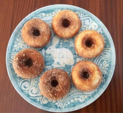 Alexis S Gluten Free Adventures Stonewall Kitchen Gluten Free Cinnamon Sugar Doughnut Mix