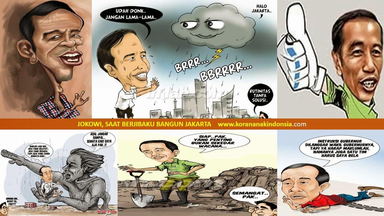 Biografi Lengkap Pak Jokowi