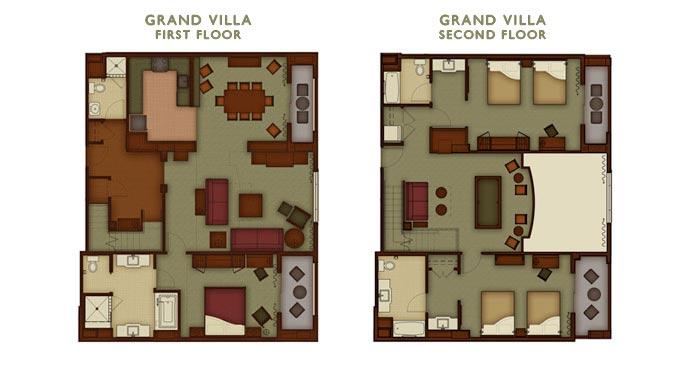 Grand Californian Suites Floor Plan TheFloorsCo