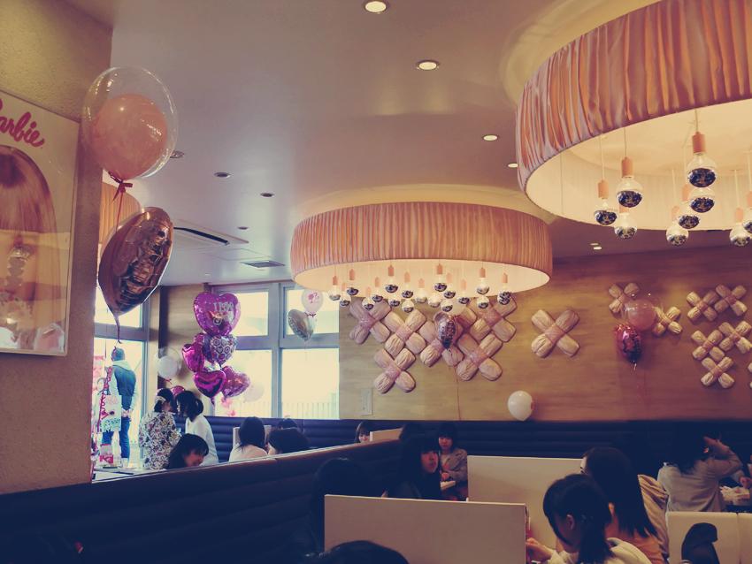 Harajuku's Sweets Paradise