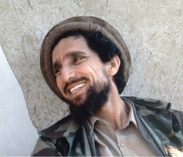 Ahmad shah massoud wife sexual dysfunction