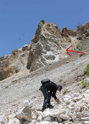 Piedra de Huamanga - Alabastro - Chacolla