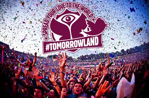 Sân khấu của Tomorrowland qua các năm