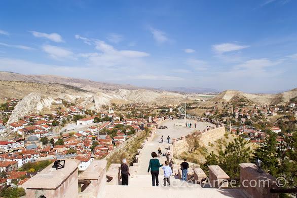 Hıdırlık Tepesi'nden Beypazarı manzarası